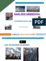 Semana 4____contaminacion Del Aire Definicion, Tipos