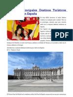 Los 10 turísticos de España