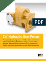 REV Gear Pump Sell Sheet