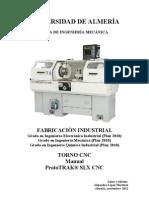 (Muy Bueno) FI Manual Torno CNC Ual 2012 2013