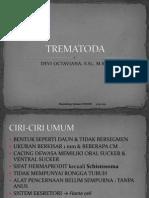 TREMATODA USUS