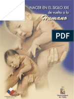 Nacer S. XXI. Parto Humanizado