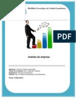 Analisis de Empresa