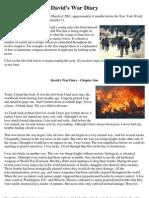 Davids War Diary