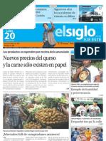 Edicion Lunes La Victoria 20-05-2013