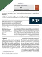 paper on FIA
