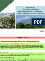 Materi Teknis Raperpres Ksn-tn Gunung Merapi - Rev Jogja