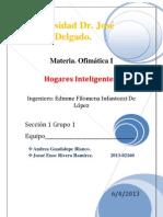Hogares Inteligentes.docx