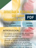 DISEÑO HIDROELECTRICA