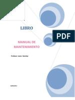 Manual de Mantenimiento Itcg