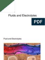 Fluids and Electrolytes IVT