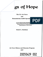 Daniel L. Haulman - Wings of Hope. the U.S. Air Force and Humanitarian Airlift Operations (1997)