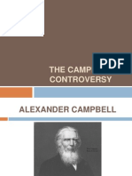 The Campbell Controversy