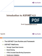 Slide ASP.net 4.5
