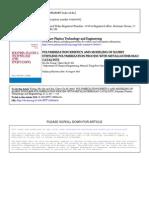 Polymerization Kinetics and Modeling of Slurry