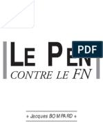 Le Pen Contre Le Front National [Jacques Bompard]