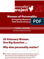The Personality Project