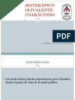FABOTERÁPICO POLIVALENTE ANTIARÁCNIDO.pptx
