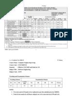 Scheme - e Fifth Semester (Co, Cm)