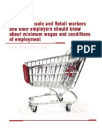 South African Labor Guide for Wholesale and Retail Sector