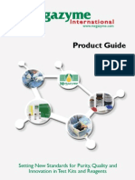 Megazyme Full Product Guide March 2013