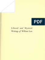 Law, William - Liberal & Mystical Writings