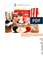 San Francisco Coffee House - Case Analysis