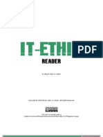 IT-ETHIC Reader by Abram John A. Limpin