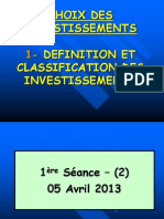 01 Seance 1_choixinvest2013_definit Classif