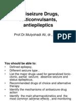 Antiseizure Drugs,