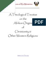 Treatise on Afrikan Origins