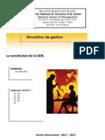 Constitution de la SARL.docx
