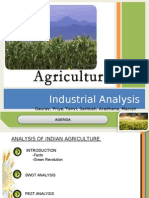 Indian Agricultural Industry
