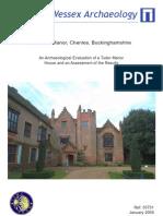 Chenies Manor, Buckinghamshire