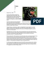 Priest, Dana - U.S. Military Trains Foreign Troops (Washington Post, July 2012, 1998)