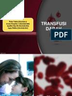 Pro-kontra Transfusi Darah