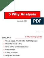 5 Why Training Presentation3