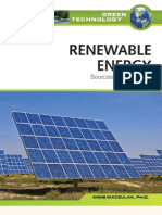 Renewable Energy Sources and Methods