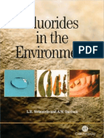 L H Weinstein, A Davison-Fluorides in the Environment-CABI (2003)