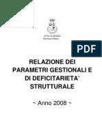 relazione_parametri 2008