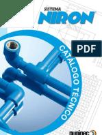 NIRON Catalogo Tecnico 2009 Pt