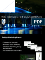 Bridge Modeling Using RST2009