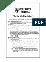 social media-raiser