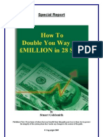 Double Your Way to a Million
