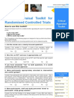 CAT6-Randomised Controlled Trial