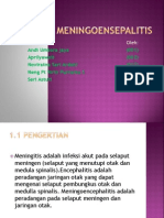 MENINGOENSEPALITIS
