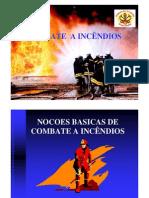 Nocoes de Combate a Incendios