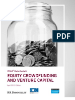 Equity Crowdfunding And Venture Capital