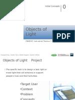 Initial Concept Presentation