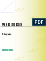 49606084 W E B Du Bois a Biography Horne